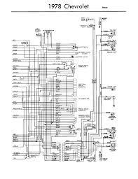 1978 Chevy Nova Wiring Diagram - Online Schematics Diagram
