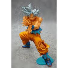 Nouvelle Vente Chaude Dragon Ball Super Ultra Instinct Goku Migatte Pas Gokui Cle De Legoisme Figure Collection Modele Jouet