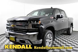 100 4wd Truck New 2019 Chevrolet Silverado 1500 LTZ 4WD Crew Cab For Sale