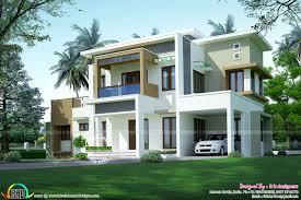 100 Contemporary Architecture House 2141 Box Model Contemporary Architecture Kerala Home