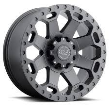 100 Cheap Black Truck Rims Amazoncom Rhino WARLORD Grey Wheel With Painted Finish 18 X