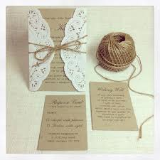 Rustic Chic Wedding Invitations With Decorative Ornaments Of Beautiful Invitation Cards Card Design 8