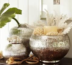 Mercury Glass Vases Pottery Barn