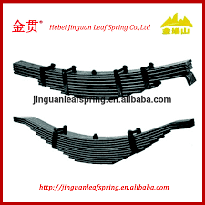 Styer Howo Truck Leaf Springs Assy - Buy Leaf Spring For Heavy Truck ...