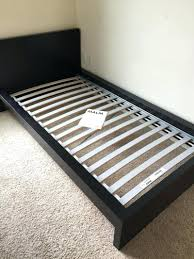 Twin Bed With Storage Ikea by Paint Storage Room Ikea Malm Twin Bed Frame And Lattice For Sale