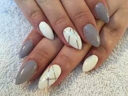 Nails New Nails Almond Shaped Idea summer Nail Designs For