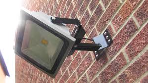 wall mounted flood lights mount led light in high pressure