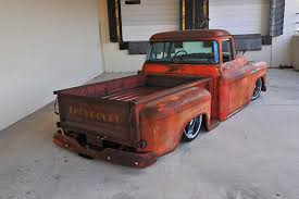 100 1958 Chevy Truck This Apache Is Rusty On The Outside And Ultramodern