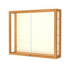 Wall Display Case Heirloom Series Ikea