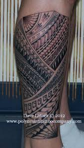 The 25 Best Polynesian Leg Tattoo Ideas On Pinterest