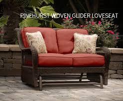 Patio Furniture Loveseat Glider by Clearance Pinehurst Sitting U2014 Splash Pools And Spas