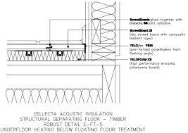 Timber Floor Detail Floating