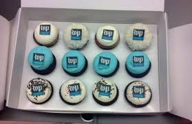 WP Careers Cupcakes For Our MBA Showcase