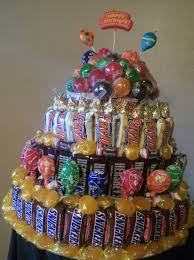 Cakes Decorated With Candy by 9 Fun Ideas For Candy Cakes Candy Cake From Covered In Candy