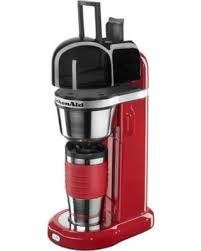 KitchenAid Personal 4 Cup Coffee Maker KCM0402 Color Empire Red