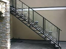 Aluminum Stair Railings Glass Railing Structural Calculations