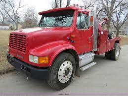 100 International Tow Truck For Sale 1990 4700 Tow Truck Item B4887 SOLD April