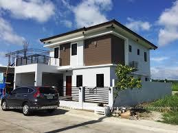 100 Modern Zen Houses 2 Storey Residence Sta Rosa Laguna CM Builders