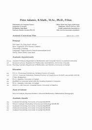 Resume Samples For Assistant Professor In Computer Science Inspirationa Format Lecturer Puter Sradd