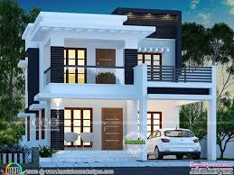 104 Housedesign 25 Lakhs Cost Estimated Double Storied Home 2 Storey House Design Kerala House Design Bungalow House Design