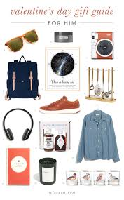 Valentines Day Gift Guide For Men 2018