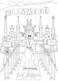 Creative Haven CityScapes A Coloring Book With Hidden Picture Twist By Alexandra Cowell