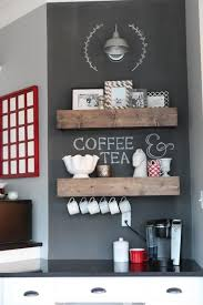 49 Exceptional DIY Coffee Bar Ideas For Your Cozy Home Pertaining To At Design 5