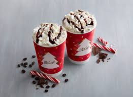 Pumpkin Spice Latte Mcdonalds Calories by Mcdonald U0027s Mccafe Peppermint Mocha Is Back For The 2016 Holiday