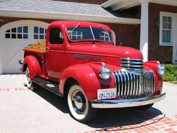 1946 Chevrolet | 1941-1946 Art Deco Pickups | Pinterest | Chevrolet ...