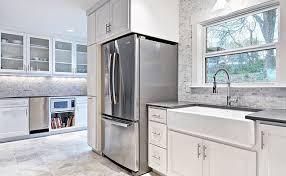 brick backsplash ideas gray and white tile backsplash grey and