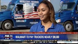 100 Truck Driving Jobs In San Antonio Walmart Offering Trucking Jobs At 90K Roadmaster Drivers