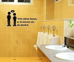 aufkleber wc deckel toiletten klo sticker bad spruch tritt nä heran schriftzug wandtattoo toilettendeckel lustig badezimmer tür 3c020