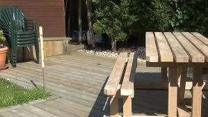 make a 10 seater picnic table 23 steps with pictures
