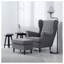 Strandmon Wing Chair Nordvalla Dark Gray Ikea With Regard To Lounge ... Ding Room Chairs Ikea Home Decoration 2019 Living Stylish Creative Decor Small Beautiful With New Designs And Tips Modern Parson Chair Design Ideas Cozy Clear Spiring Ikea Stackable Chairs Eames Plastic Interesting Fniture Ikea Mrbylnga Great Ding Room Place Your Favorite Reading To Any Space You Set Talentneedscom For Full Size Of Accent