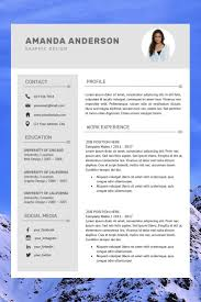 Resume | CV Template Cover Letter - Amanda Anderson | Resume ... Resume And Cover Letter Template New Amazing Templates Cool Free How To Write A For Magazine Awesome Inspirational Word For Job Hairstyles Examples Students Super After 45 Best Tips Tricks Writing Advice 2019 List Freelance Cv Sample Help Reviews The Balance Sheet Infographic 8 Finance Livecareer Make A Rsum Shine Visually Fancy Stencils H Stencil 38