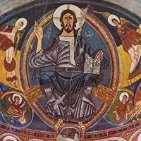 romanesque painting in spain