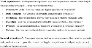 How To Build A Data Science Portfolio - Towards Data Science Diy Resume Ekbiz Conducting Background Invesgations And Reference Checks 20 Skills For Rumes Examples Included Companion What Do Employers Look For In A Tjfsjournalorg 21 Inspiring Ux Designer Why They Work What Do Employers Look In A Resume Focusmrisoxfordco Inspirational Best Way To Write Atclgrain Recruiters Hate The Functional Format Jobscan Blog How Great Data Science Dataquest Guide Good On Paper The Hbcu Career Centerthe Ready