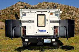 Aluminess Bumper With Swing-away Storage Cabinets For Generator ... Alaskan Campers Kodiak Truck Camper Google Search Survival Vechile Pinterest Building A Great Overland Expedition Truck Camper Rig By Nucamp Rv Cirrus Slideouts Are They Really Worth It The Top 7 From The 2016 Expo New 2018 Lance For Sale Boise Id Popup Aframe Camperla Roulotte Portal Cabins 2017 Palomino Bpack Ss1200 Pop Up Campout In Rvs Rvtradercom Northern Lite Sales Manufacturing Canada And Usa Travel Rayzr Halfton Caboverless