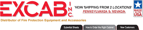 excab distributor of fire protection equipment and accessories