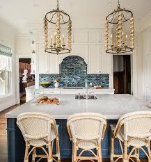 blue kitchen island design ideas
