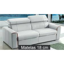 canapé convertible couchage permanent canape convertible couchage permanent lit en cm socialfuzz me