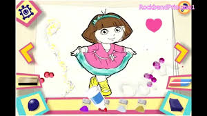 Online Dora The Explorer Games