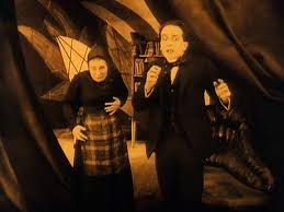 The Cabinet Of Dr Caligari 1920 Analysis by German Expressionism Silver In A Haystack