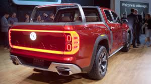 100 Volkswagen Truck The Atlas Tanoak Has A Cool Feature Thats Been In Sedans