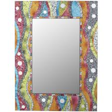 Pier One Imports Mirrored Chest by Mosaic Waves 30x40 Mirror Pier 1 Imports