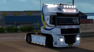 100 Free Truck Parts Ets2 Daf Xf 105 Jelle All Games And Gamers S Parts