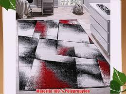 teppiche modern wohnzimmer teppich spezial melierung grau
