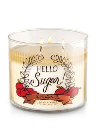 Bath And Body Works Pumpkin Apple Candle by Warm Apple Pie 3 Wick Candle Bath U0026 Body Works