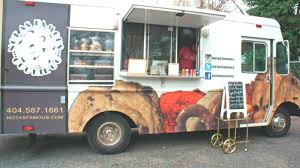100 Food Truck Atlanta Not As Famous Cookie Company S In GA