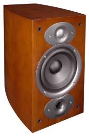Amazon Polk Audio RTI A1 Bookshelf Speakers Pair Cherry